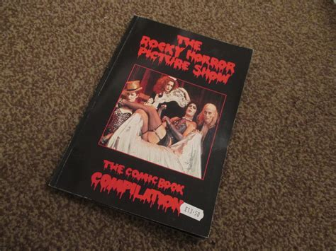 the rocky horror picture show book af eight exles of crap i waste my money on lfcc