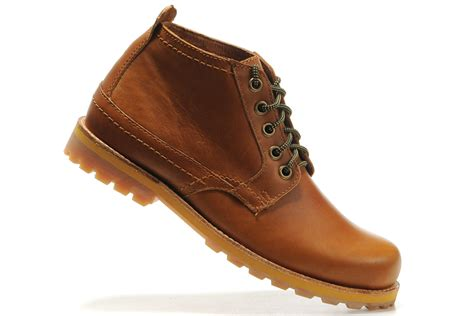 s wheat timberland leather work boots was light weight