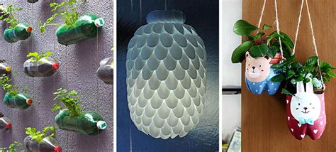 how to make new year decorations with recycled materials 23 creative diy ideas for how to reuse plastic bottles