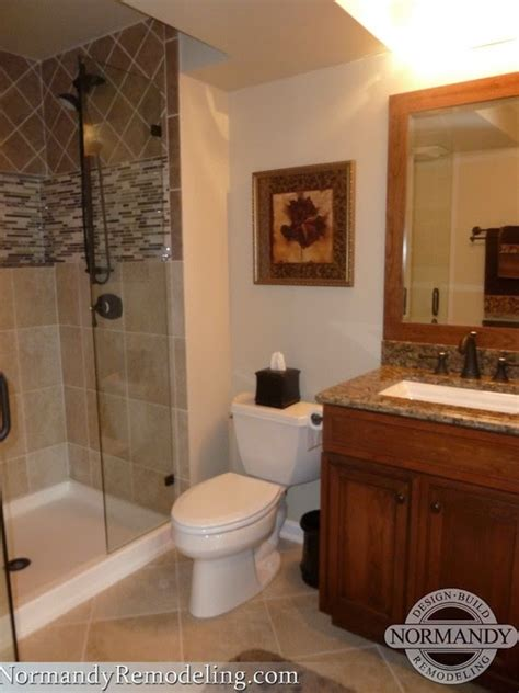 basement bathroom design ideas