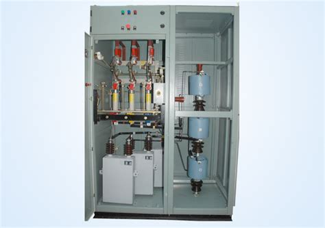 Panel Capacitor Bank Automatic Power Factor Controller Panels Apfc Panels