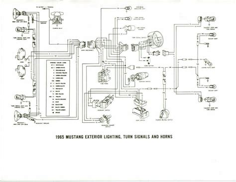 01 mustang wiring diagram