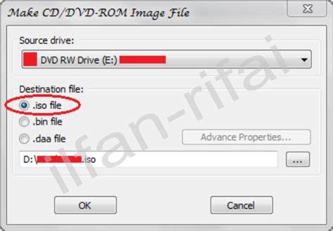 membuat file iso dari cd ilfan blog cara membuat file iso dari cd dvd