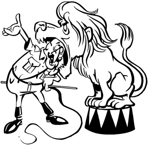 lion tamer coloring page lion head coloring page memes