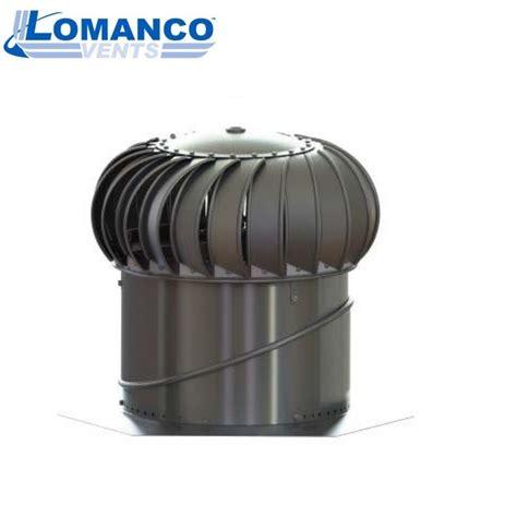 lomanco roofing turbine lomanco vent turbine set bib14 aluminium roofing