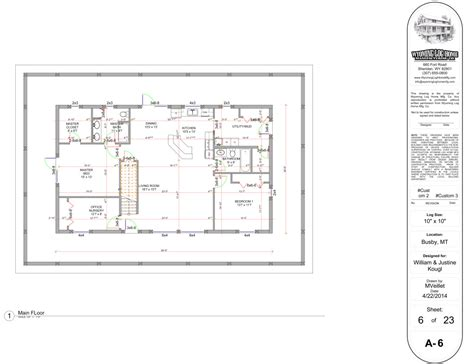 montana house plans house plans the montana ranch adventure