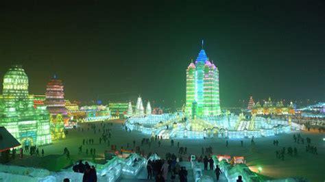ice city news dumper ice city in china