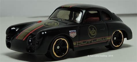 Hotwheels Porsche two desktop wheels porsche 356 outlaw