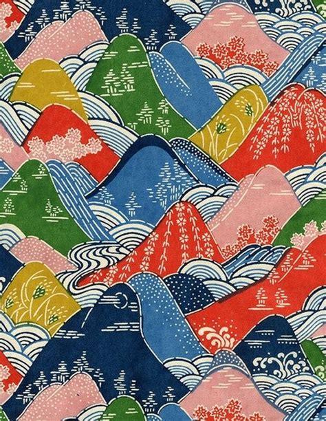 printable fabric paper uk the 25 best japanese art ideas on pinterest asian art