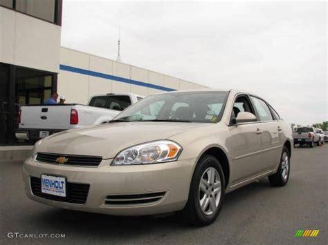 2008 Chevy Impala Ls by 2008 Gold Mist Metallic Chevrolet Impala Ls 14554598