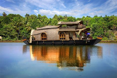 best house boat kovalam houseboat cruises kerala backwater packages