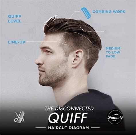 haircut diagram trendy hair styling for with undercut 2016 infographic