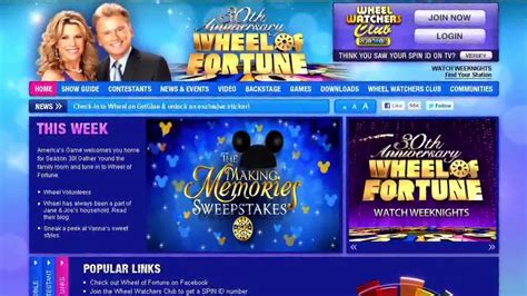 Wheel Of Fortune Sweepstakes - wheel of fortune quot the making memories quot sweepstakes tv commercial ispot tv