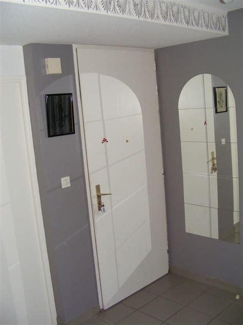 Couleur Porte Interieur 4200 by D 233 Co Entree Gris