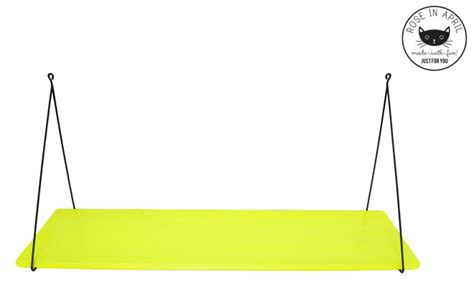 etagere jaune etag 232 re babou 1 jaune fluo par in april etag 232 re