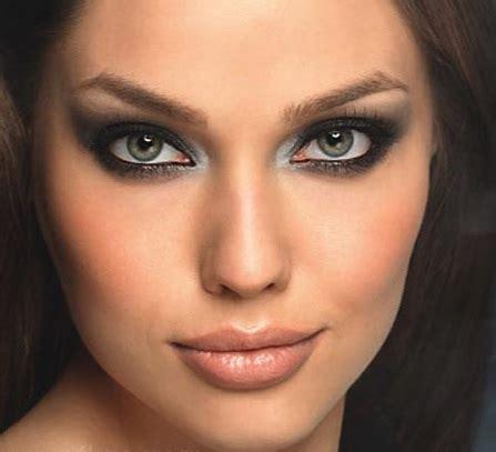 imagenes ojos verdes maquillados trucos maquillaje ojos ahumados salud y belleza con