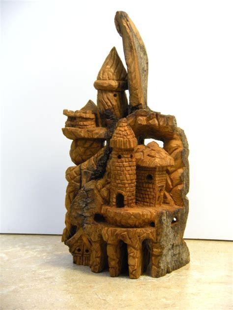 mini castle  cottonwood bark   tall