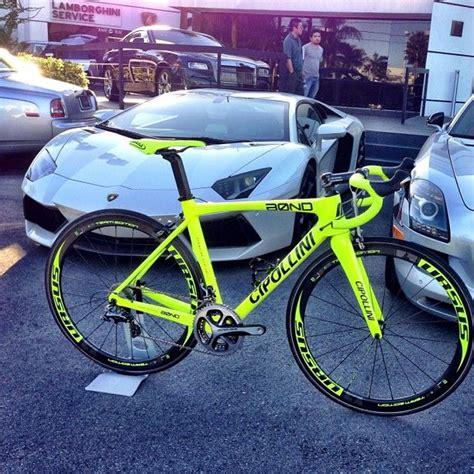 Lamborghini Bicycle For Sale Cipollini Bond Vs Lamborghini On Living
