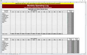 Spending Report Template by Truck Driver Log Book Templates Quotes Quotes Success Book