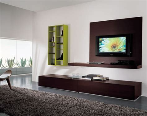 Living Room Decor With No Tv Moderna Sala De Estar Con Tv Lcd Luxury Interior Design