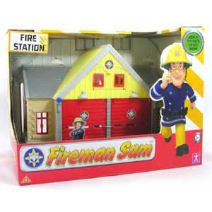 fireman sam mini fire station character options wwsm