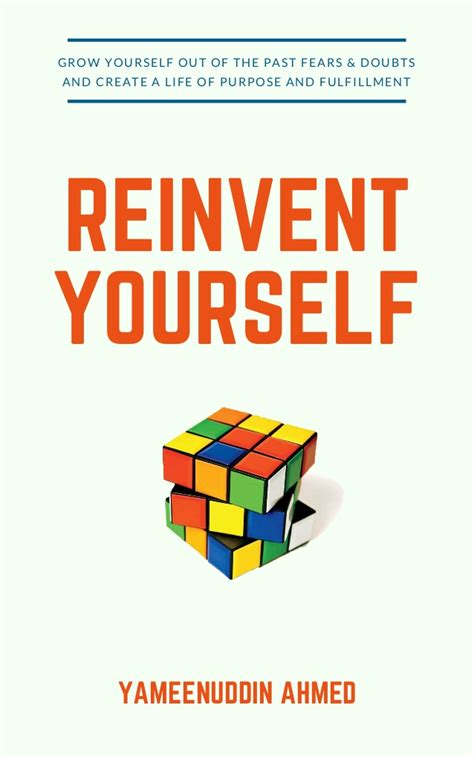 Cd Terra Reinvent Yourself reinvent yourself self help book by yameen ud din ahmed australi
