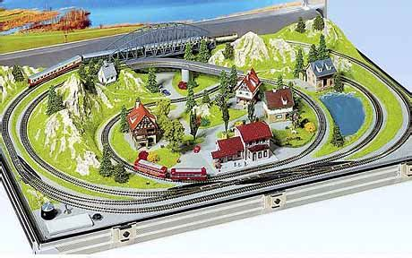 n scale model train layouts for sale smallest model railway fits inside briefcase telegraph