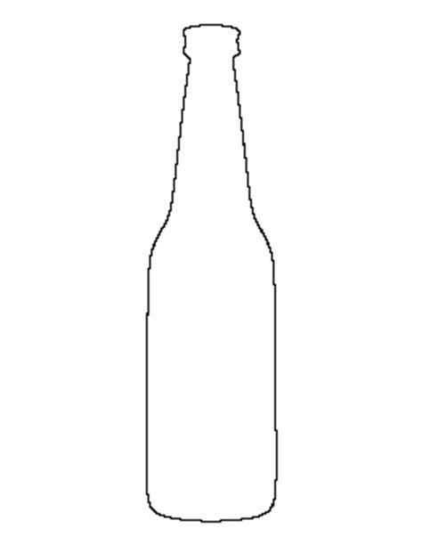 beer bottle outline related keywords beer bottle outline