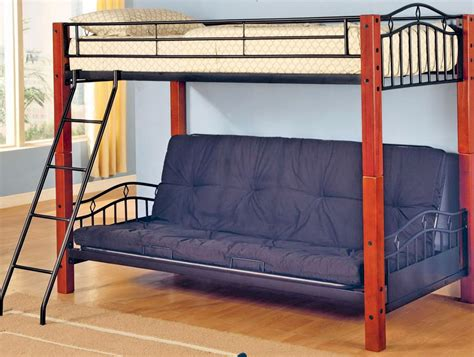 sofa bunk bed for sale futon bunk beds futon bunk bed set cinnamon futon bunk