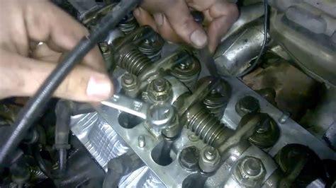 nasil yapilir suebap ayari yapiyoruz valve adjustment