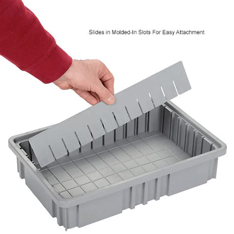 Container Store Shelf Dividers by Bins Totes Containers Containers Dividable Grid