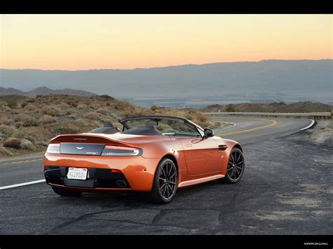 orange aston martin pictures of car and videos 2015 aston martin v12 vantage s