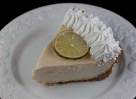 Lime Cheese Slice key lime pie recipe with cheese cookie madness