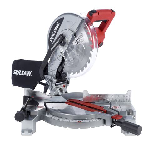 shop skil 10 in 15 bevel compound miter saw at lowes