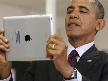 what phone does president use president obama shoots using to show importance of digital learning cult of mac