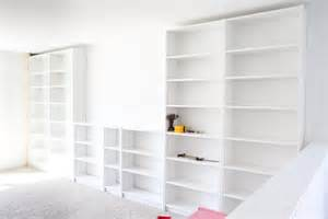 built in billy bookcase diy built ins from ikea bookcases orc week 2 bless er
