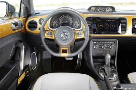 volkswagen beetle interior 2016 vw beetle interior veedub vw beetles