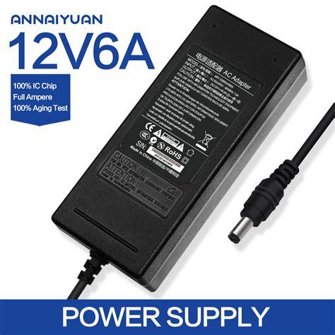 Power Supply Box 20 A for haier ac dc adapter 12v 6a lcd monitor power supply box js 12060 3k 12v6a 4 needle pin dc