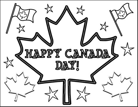 coloring pages i love canada canada day colouring sheet kids in the capital