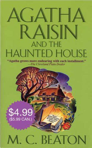 libro the haunted house libro agatha raisin and the haunted house di m c beaton