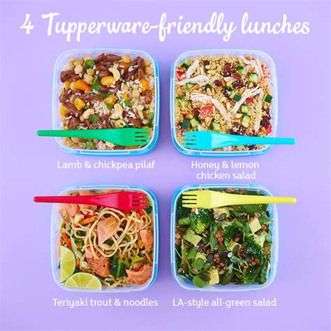 Tupperware Family Day Out portable snacks for summer days out sainsbury s