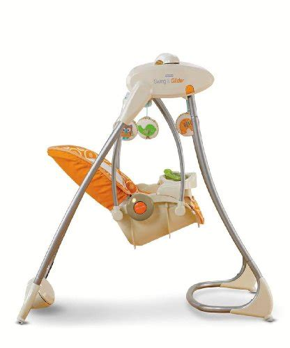 fisher price swing and glider cheapest fisher price dreamsicle collection swing n glider