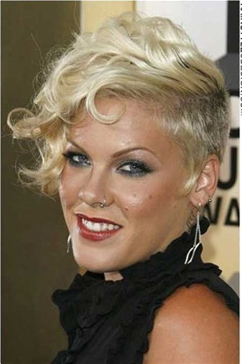 pinks hairstyles 2013 celebrity short haircuts 2013 short hairstyles 2017