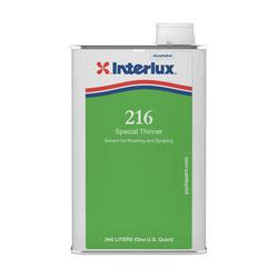 paint thinner aluminum boat interlux 216 special thinner solvent