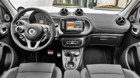 smart brabus interni presentados los smart fortwo y forfour brabus autof 225 cil
