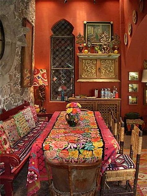 boho dining room boho bohemian decor bohemian