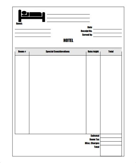 word receipt template mac invoice template for mac