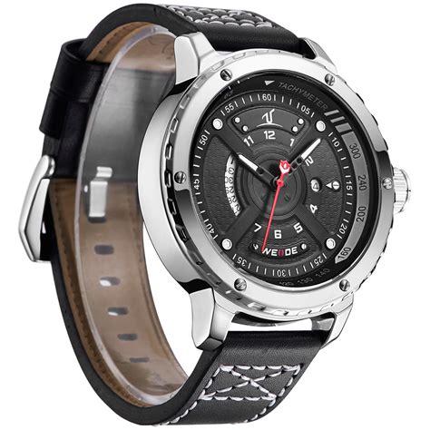 Jam Tangan Silver Sporty weide jam tangan sporty pria uv1609 black silver