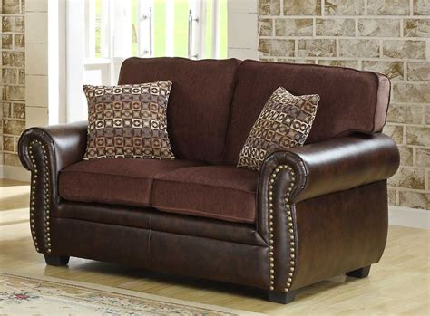 brown chenille sofa homelegance beckstead sofa set chocolate chenille and