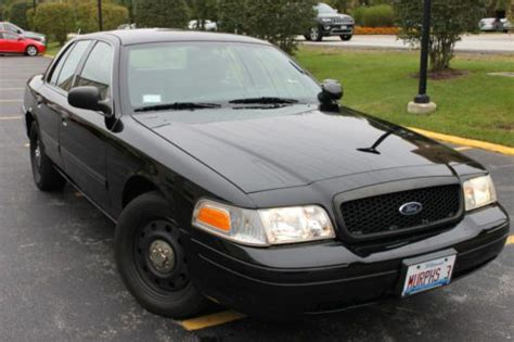 buy car manuals 2010 ford crown victoria on board diagnostic system buy used 2010 ford crown victoria police interceptor no reserve or buy it now in